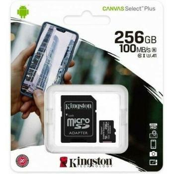 MEMORIA MICRO SDXC KINGSTON 256GB SDCS2/256GB