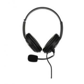 AUDIFONO PERFECT CHOICE DIADEMA USB MICROFONO FLEXIBLE PC-111009