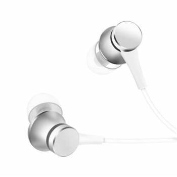 AUDIFONOS XIAOMI IN EAR HEADPHONES ANTI-ENREDOS COLOR PLATA ZBW4355TY