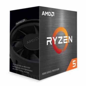 CPU AMD RYZEN 5 5600X 3.7GHZ / 4.6GHZ 32MB 65W AM4 100-100000065BOX