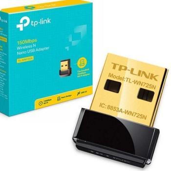 Adaptador USB 150 MBPS N TP LINK TL-WN725N