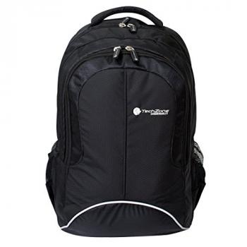 BACKPACK SPORT 15.4 NEGRO TZBTS10BLK TECHZONE