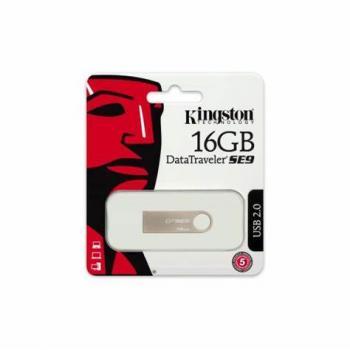 MEMORIA FLASH KINGSTON 16 GB CHAMPAGNE DTSE9H-16GB-Z