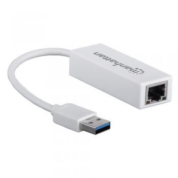 Adaptador Fast Ethernet USB 2.0 Manhattan