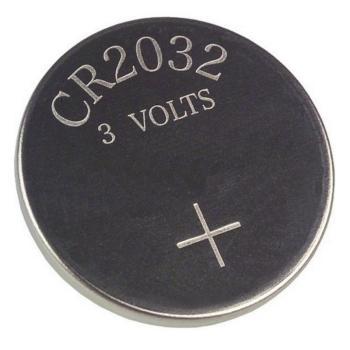 Bateria CMOS 3v Lithium Cr2032