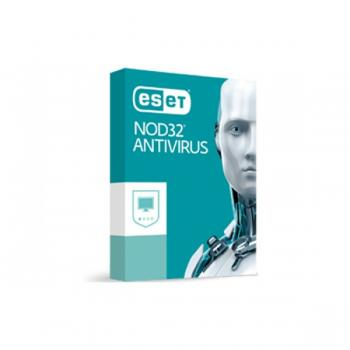 Antivirus NOD32 3 us 1 año
