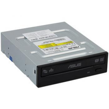 DVD WRITER INTERNO ASUS DRW-24F1ST/BLK/B/AS 24x SATA NEGRO BULK
