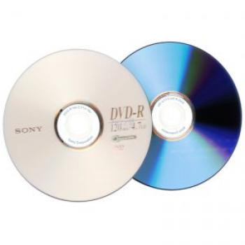 DISCOS DVD SONY SUELTOS