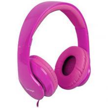 Audífono Vorago Alta Fidelidad Color Rosa