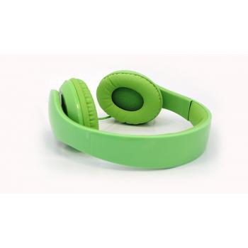 Audífono Vorago Alta Fidelidad Color Verde