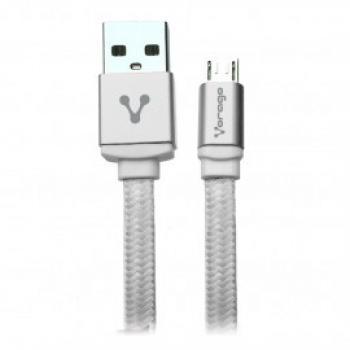 CABLE USB-APPLE BLANCO CAB-119 VORAGO