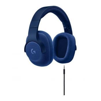 DIADEMA LOGITECH DGTL GAMING G433-BLUE 981-000684