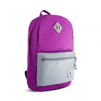 MOCHILA ACTECK COOL CAPITAL DEVO MORADO