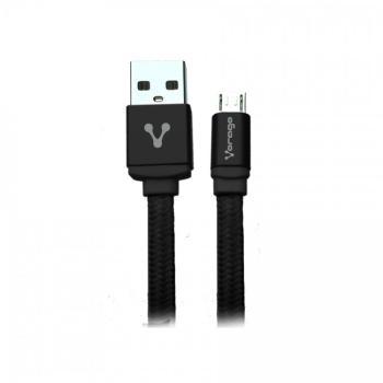 CABLE USB A MICRO CAB-113 NEGRO VORAGO