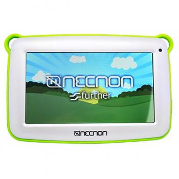 "TABLET 7"" KIDS NECNON M002-N 8GB INT 1GB RAM BLUETOOTH VERDE"