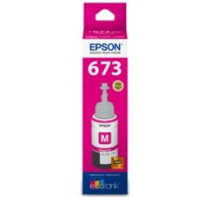 Botella Con Tinta Epson Color Magenta T673320M