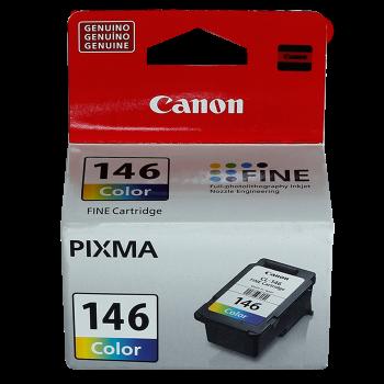 Cartucho Canon Color 146
