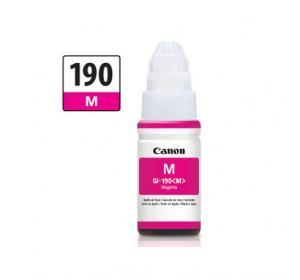 Botella de Tinta Canon Color Magenta GI-190M