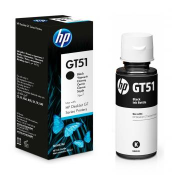 Botella de Tinta HP Color Negro GT5820