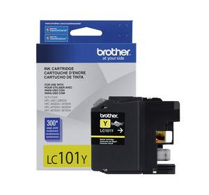 Cartucho de Tinta Brother LC101 Yellow