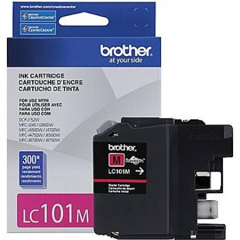 Cartucho de Tinta Brother LC101 Magenta