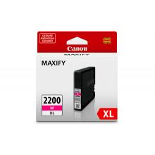Cartucho Canon Color Magenta 2100 XL