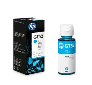 Botella de Tinta HP Color Cyan GT5820