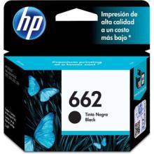 Cartucho  Hp 662 Negro