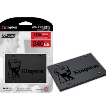 """UNIDAD SSD KINSGTON 240GB SATA 2.5"""" SA400S37/240"""