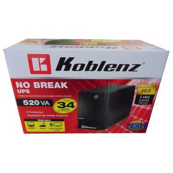 NO BREAK-UPS KOBLENZ MOD 5216 R-520VAS-240W 6CONT