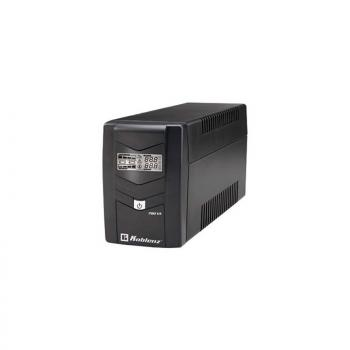 NO BREAK KOBLENZ 700 USBR 700VA-360W LCD 6 CONT REG SUPRESOR
