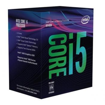 CPU INTEL CORE i5 8400 6 NUCLEOS 2,8-4GHZ 14NMBX80684I58400