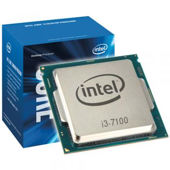 CPU INTEL CORE i3 7100 3.9 GHZ 3MB 14NM 51W SOC 1151 BX80677I37100