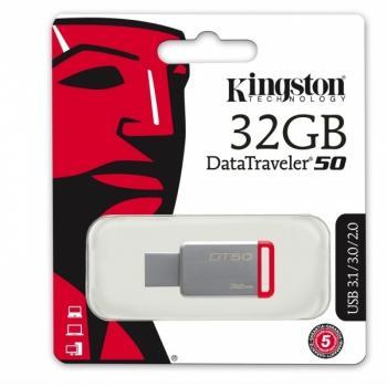 MEMORIA FLASH KINGSTON 32GB DT50/32GB