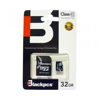 MEMORIA MICRO SDHC BLACKPCS 32GB C10 MM10101-32