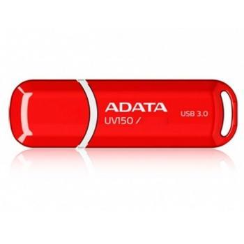 MEMORIA ADATA 32GB USB 3.0 ROJO AUV150-32G-RRD