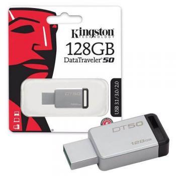 MEMORIA FLASH KINGSTON 128GB DT50/128GB