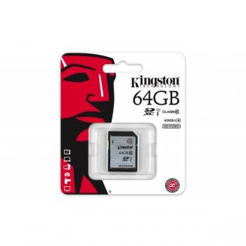 MEMORIA KINGSTON SD 64GB SD10VG2/64GB