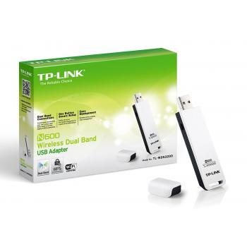 ADAPTADOR USB TL-WDN3200 N600 TP-LINK