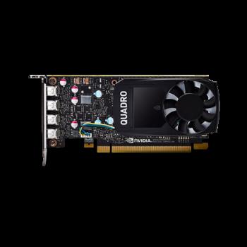 TARJETA DE VIDEO PNY VCQP600-ESPPB QUADRO NVIDIA P600 2GB GDDR5 CUDA