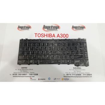 TECLADO TOSHIBA SATELLITE A300, A350, A355