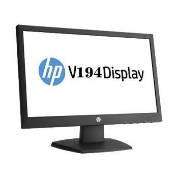 "MONITOR HP V194B LED 18.5"" 1366 X 768 5MS VGA NEGROV5E94AA"