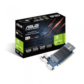 TARJETA DE VIDEO ASUS GT710-SL-1GD5-BRK DDR3 1GB DVI/HDMI/64BIT