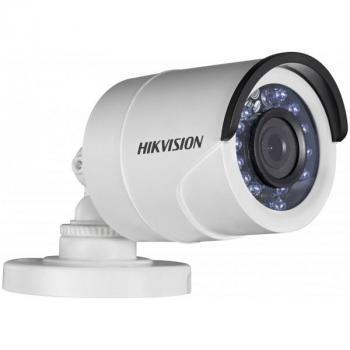 Cámara Bala TurboHD 720p / Construida en Metal / Interior/Exterior / Lente 3.6 mm / 20 mts IR Inteligente / 3D-DNR / IP66