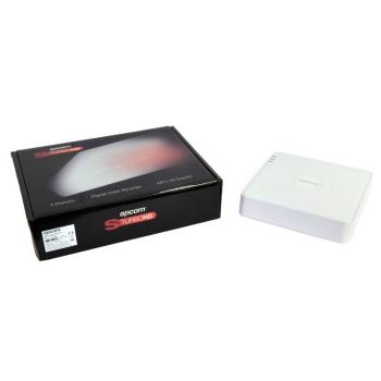 DVR 4CH TURBOHD 1080P LITE REAL TIME/PENTAHIBRIDO/H.264+/SOP 1HDD
